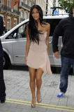 Nicole Scherzinger | Arriving at her Hotel in London | September 16 | 8 leggy pics