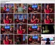 Neve Campbell -- The Ellen DeGeneres Show (2011-04-07)