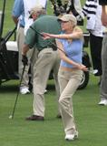 Heather Locklear @ Michael Douglas golf tournament,May 7 x21