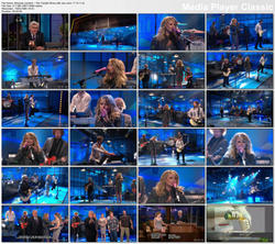 Miranda Lambert ~ Baggage Claim ~ Tonight Show with Jay Leno 11/14/11 (HDTV)