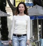 Calista Flockhart  in Hollywood,July 18 (x6)