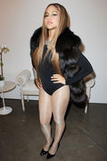 Kat DeLuna at Dancing Tonight Video Shoot in NYC  December 23 2010