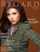 Michelle Trachtenberg - Regard Magazine October 2013
