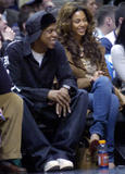 Beyonce Knowles @ New Jersey Nets Game, 12/20 - 6 HQ
