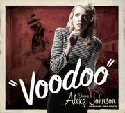 Alexz Johnson - Voodoo Album Cover (x1 HQ)