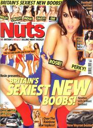 Nuts Magazine - Britain's Sexiest New Boobs (2010)