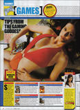 "Morgan Webb All the FHM 'Tips From The Gaming Goddess' Sept 05 - October 06 Foto 22 (������ ���� ��� FHM ""������ �� ������� ������"" Sept 05 - ������� 06 ���� 22)"
