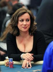 Jennifer Tilly - Poker Playing Tribute